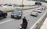 Mức phạt đối với các phương tiện lưu thông ngược chiều