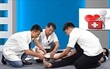 Hướng dẫn xử trí khi bị gãy kín xương cẳng chân