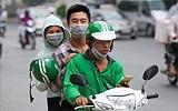 """Grab Bike """"đại náo"""" đường phố Hà Nội"""