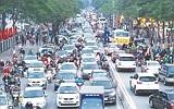 Giảm ùn tắc giao thông khu vực nội đô: Hoàn thiện hạ tầng để kết nối đồng bộ