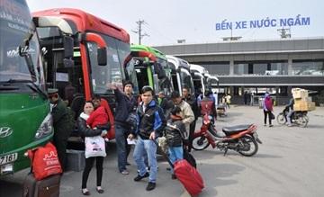Sở GTVT Hà Nội yêu cầu các đơn vị khẩn trương triển khai kế hoạch vận tải phục vụ khách dịp nghỉ lễ 2/9