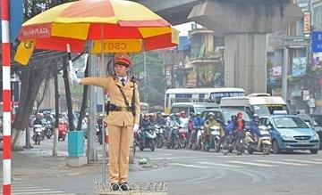 Hà Nội: Không để ùn tắc kéo dài tại các tuyến đường cửa ngõ trong dịp nghỉ lễ 2/9