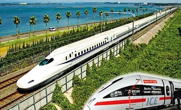 70% tuyến đường sắt cao tốc Bắc – Nam đi trên cao và qua hầm