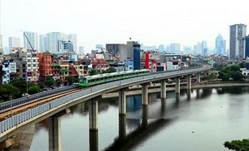 Ngày mai (20/9), đường sắt Cát Linh – Hà Đông sẽ chạy thử 2 chiều với 5 đoàn tàu
